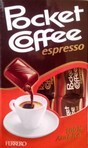 Pocket Coffee Ferrero Astuccione x 18, gr. 225